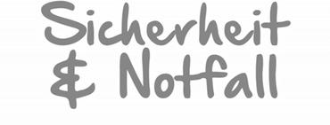 Notfall Text