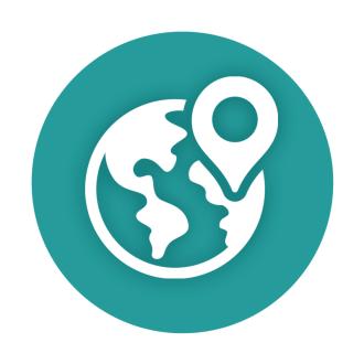 Reiseziele Icon