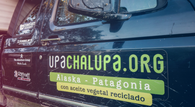 UpaChalupa.org