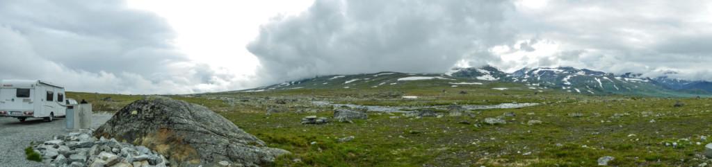 Trollveggen-Undredal Panorama