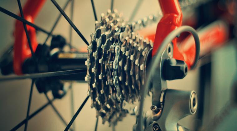 Mit Dem Fahrrad Unterwegs Reparaturen