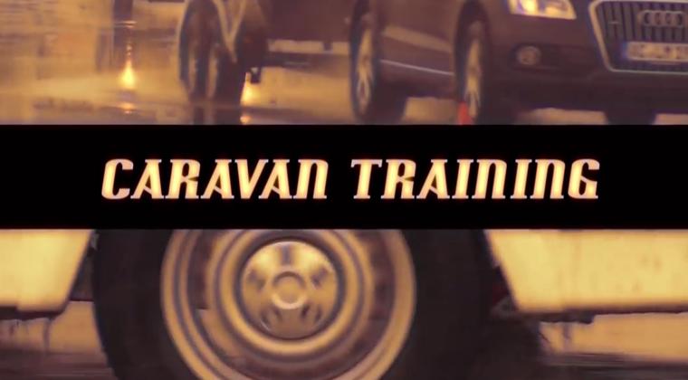 Caravan-Fahrschule – Videotipps (nicht Nur) Für Anfänger!
