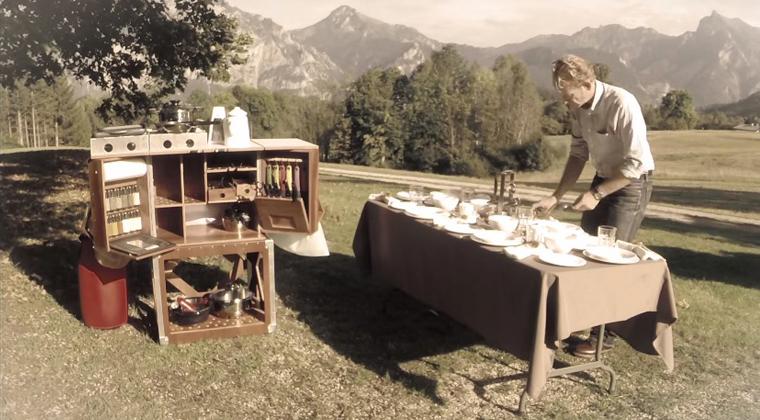 campingk che f r anspruchsvolle outdoor chefs. Black Bedroom Furniture Sets. Home Design Ideas