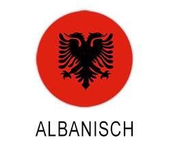 Notfall Verständigung Albanisch