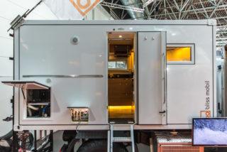 Blissmobil Luxus Wohncontainer Für Expeditionsfahrzeuge