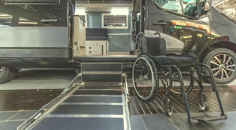 Reha-Camper – Mehr Freiheit für Reisende im Rollstuhl