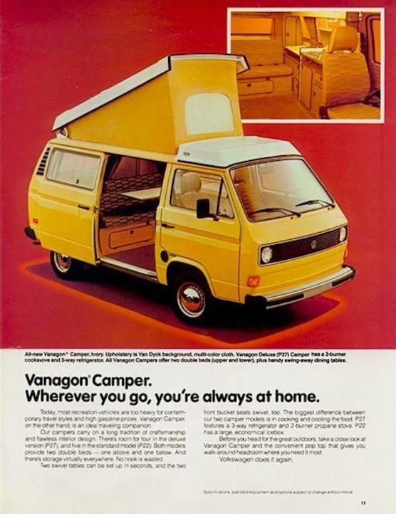 die kreativste bulli werbung teil 3 der westfalia bus. Black Bedroom Furniture Sets. Home Design Ideas