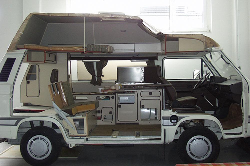 2015 westfalia camper autos post. Black Bedroom Furniture Sets. Home Design Ideas