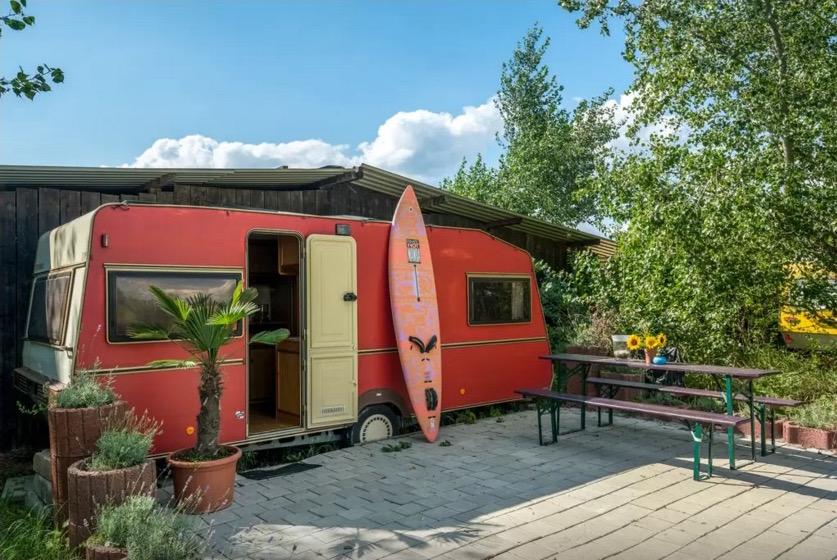 Airbnb Coole Unterkunfte Auch Fur Campingfans Camperstyle Net