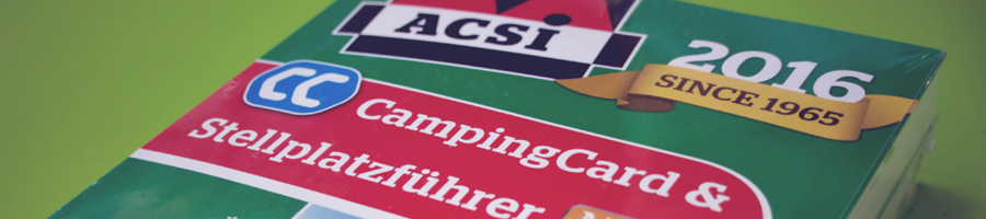 ACSI Campingplatzführer