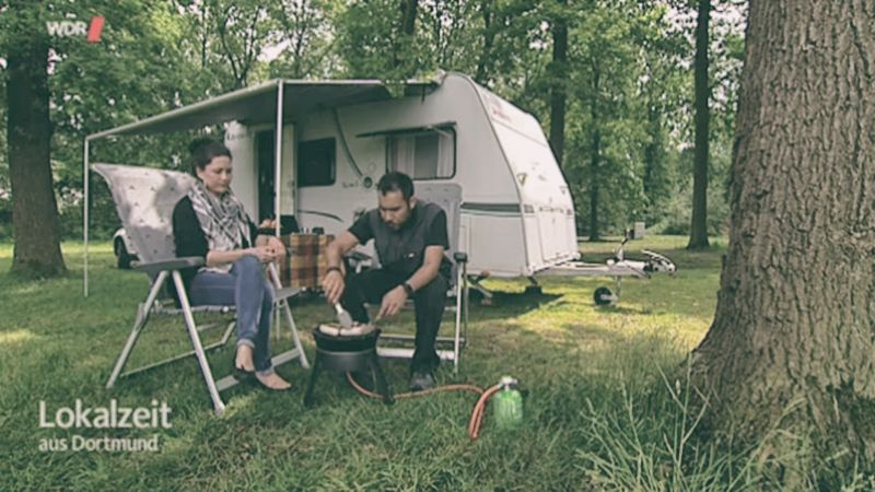 Der WDR Zu Gast Bei CamperStyle – Und Umgekehrt!