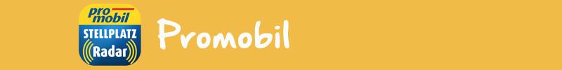 App Promobil Stellplatzradar