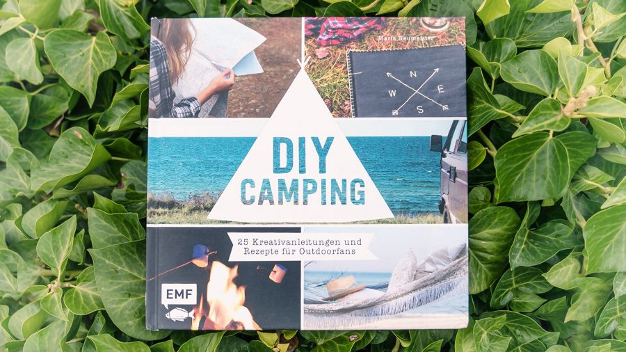 Verlosung: DIY Camping – Kreativbuch Für Camping- Und Bastelfans