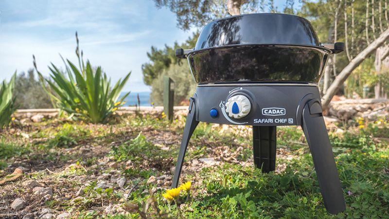 """Produkttest Und Gewinnspiel: Camping-Grill """"Safari Chef 2"""""""