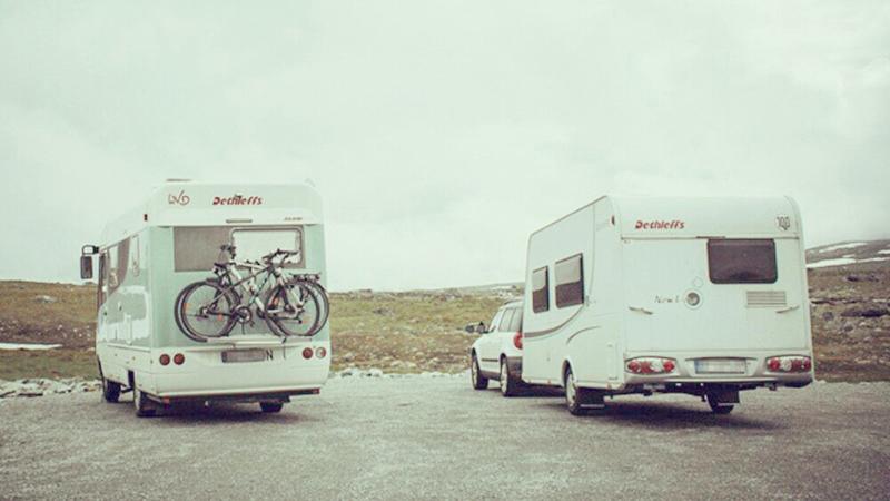 Campingfotos Zum Wegträumen: Instagram-Fundstücke Der Woche