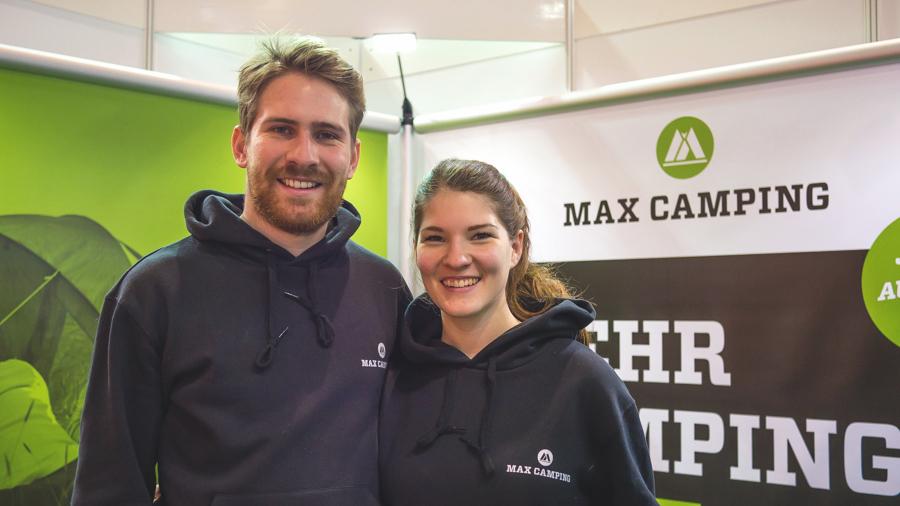 Campingplatz Online Buchen - Max Camping Ist Jetzt Offizieller Partner Des BVCD