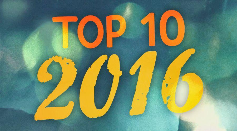 Top 10 Meistgelesene Beiträge 2016