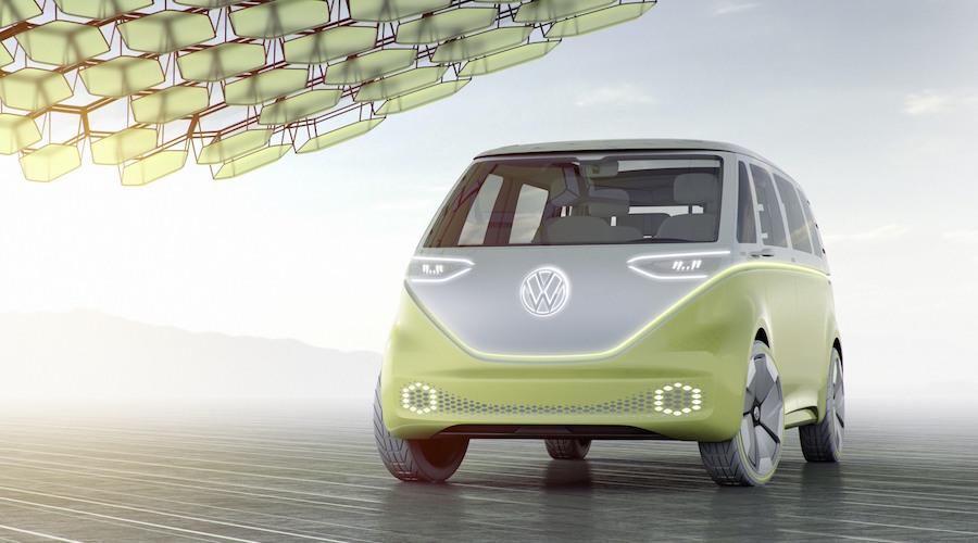 I.D. Buzz – Der Elektro-Bulli Von VW Kommt!