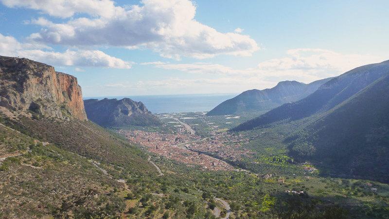 Traumhaftes Griechenland: Wandern Auf Dem Peloponnes