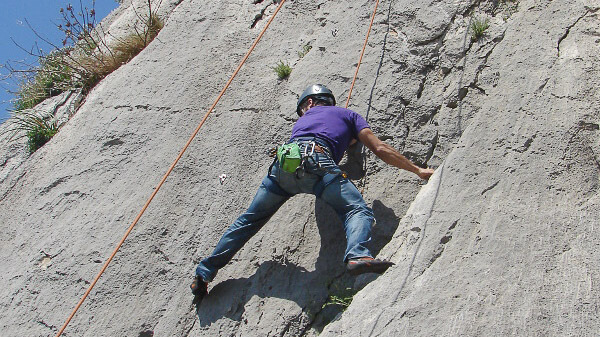 Drei Klettergebiete in Katalonien