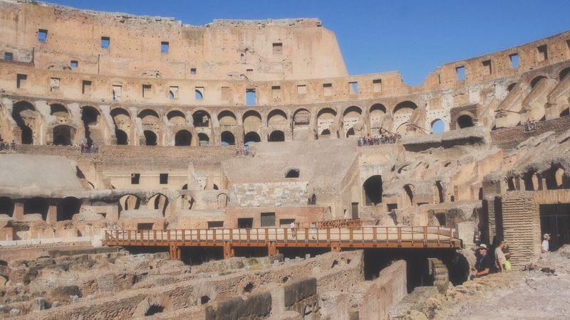 Reiseziele: Rom – Zurück In Die Vergangenheit