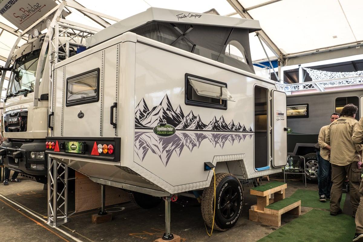 Wohnwagen Wohnmobil Kastenwagen Oder Campingbus Der Grosse