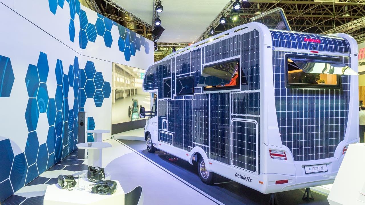 Solaranlage auf dem Wohnmobil selber montieren | CamperStyle