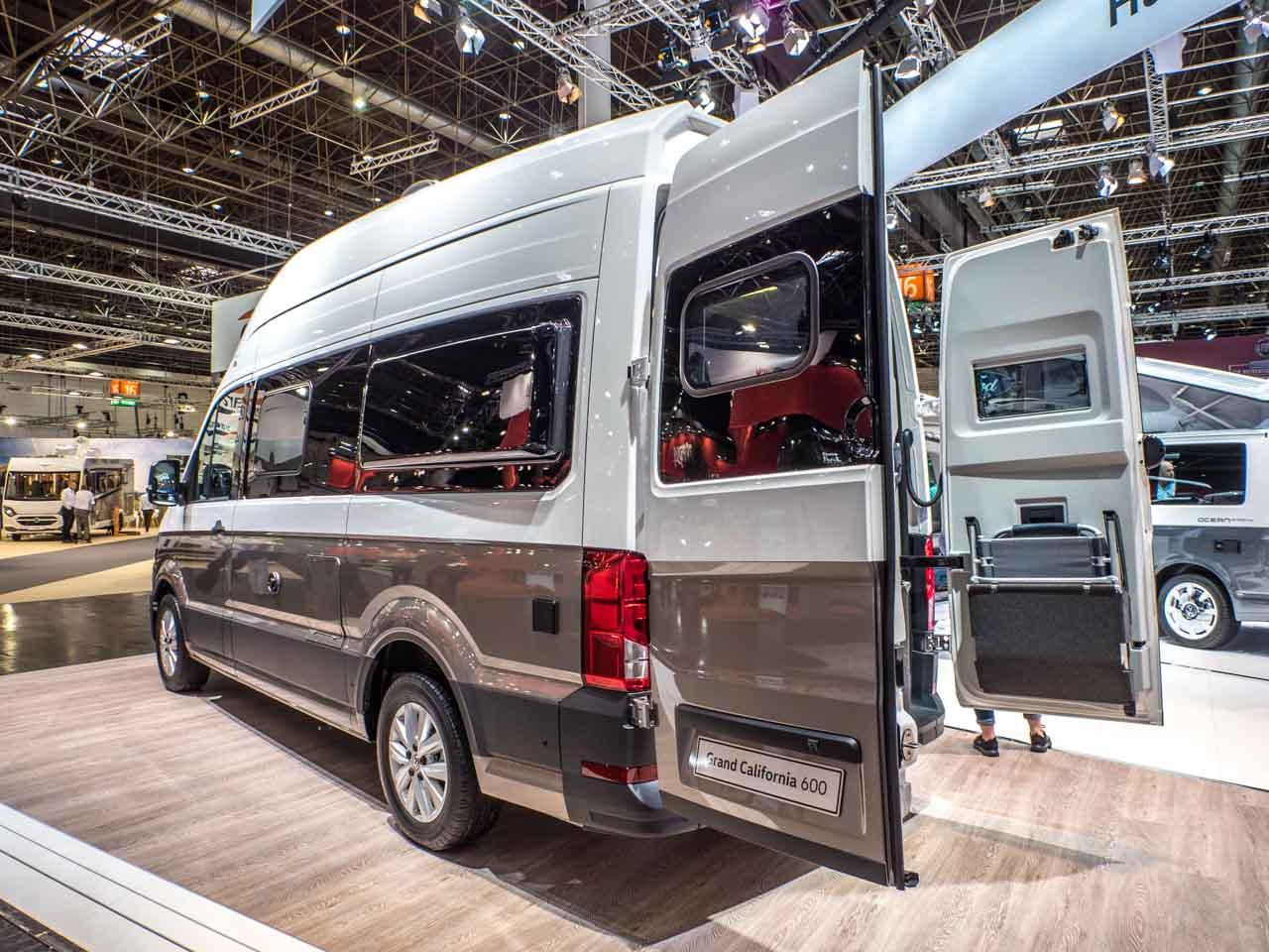 f8876bee23 VW Grand California auf Crafter-Basis - von der Studie zum Serienmodell
