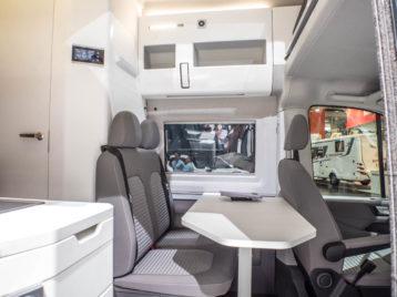 VW California Xxl >> VW Grand California auf Crafter-Basis - von der Studie zum Serienmodell