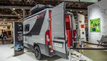 Showcar Ducato 4x4 Expedition