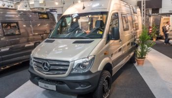 Mercedes Sprinter Duo Independent