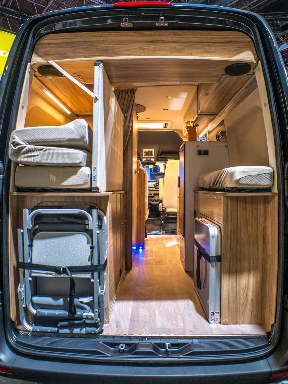 allrad und offroad die messetrends vom caravan salon. Black Bedroom Furniture Sets. Home Design Ideas