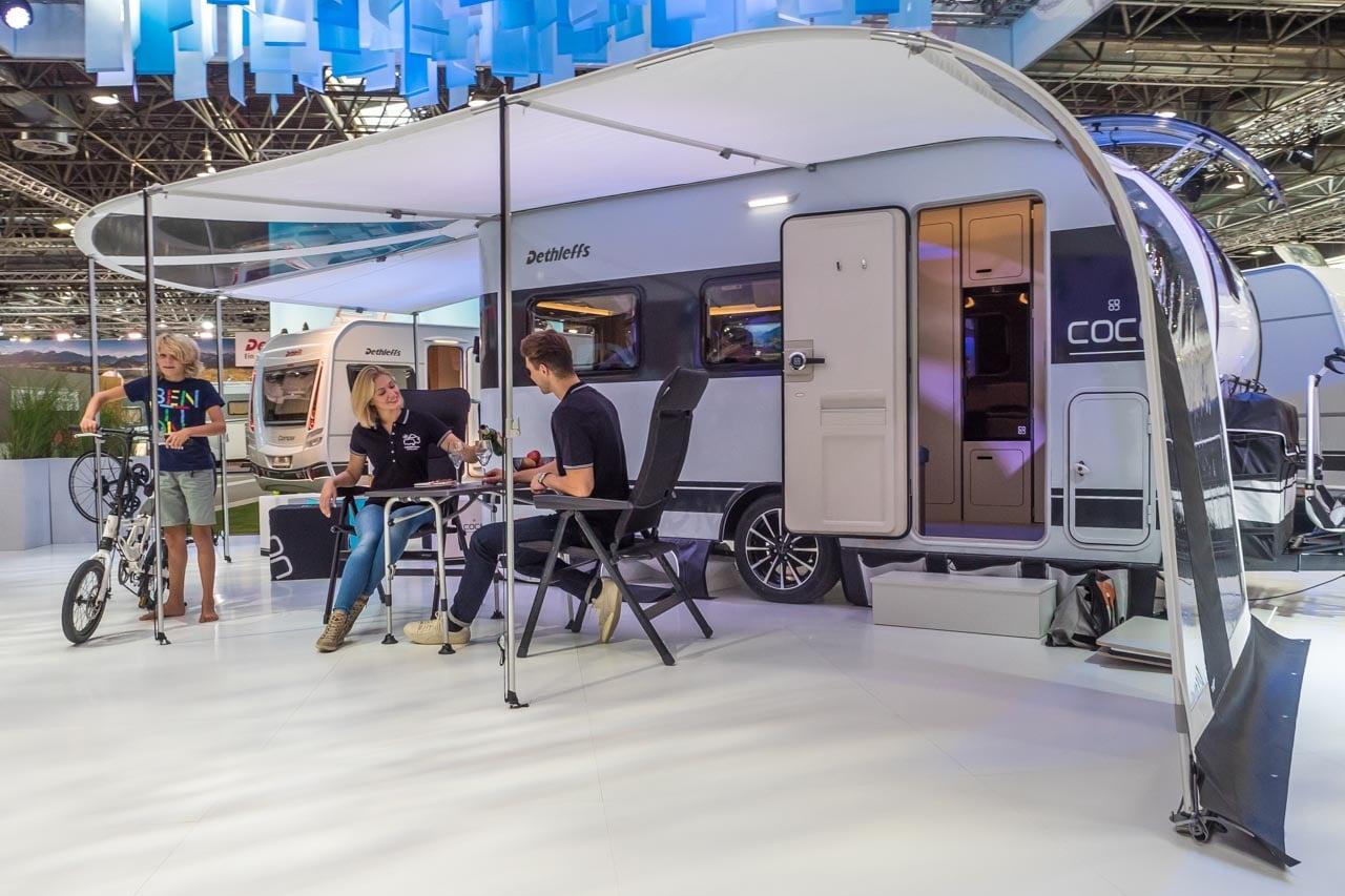 Caravan salon d sseldorf 2017 abschlie ende zahlen und fakten for Salon de discussion coco