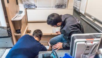 EFOY COMFORT Brennstoffzelle ausmessen