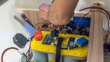 EFOY COMFORT Brennstoffzelle Batterie