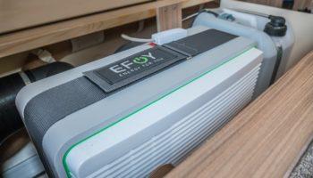 EFOY COMFORT Brennstoffzelle Bluetooth