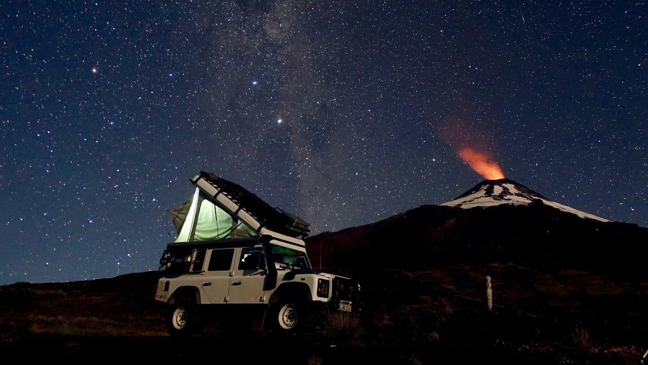 Mit dem Landrover durch Südamerika - Ein Sternenhimmel zum Träumen!