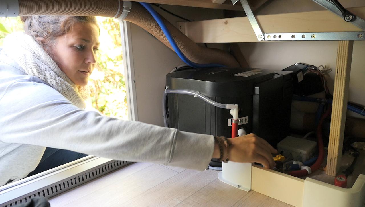 Wohnmobil und Wohnwagen winterfest machen - Checkliste