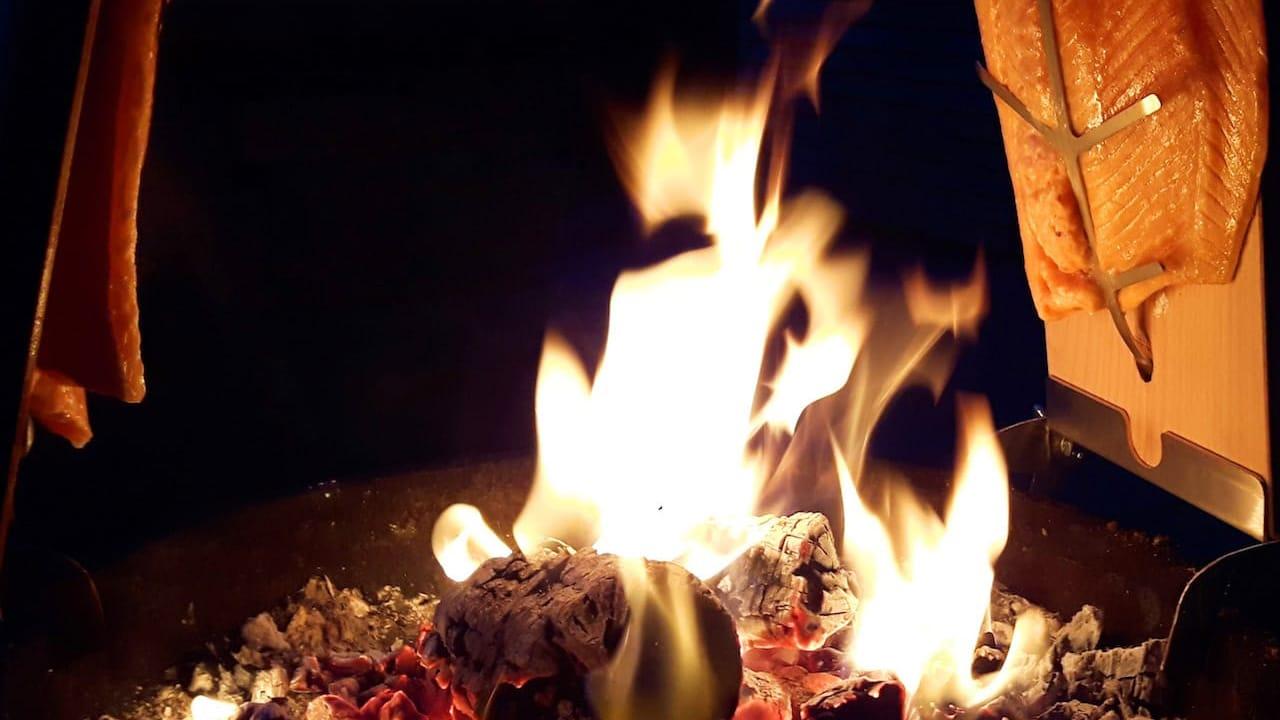 Produkttest: Feuerlachs-Set von nomadcampers