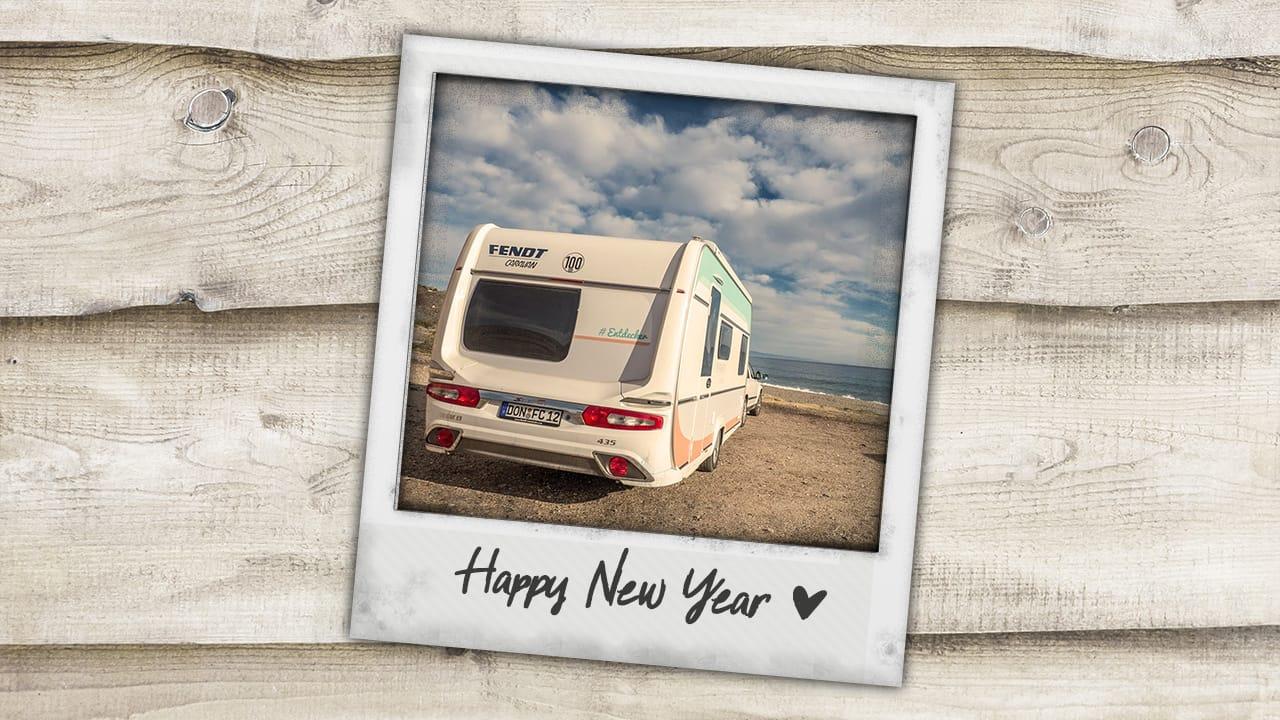 Wir wünschen all unseren Lesern und Partnern ein glückliches, gesundes und erlebnisreiches Neues Jahr!