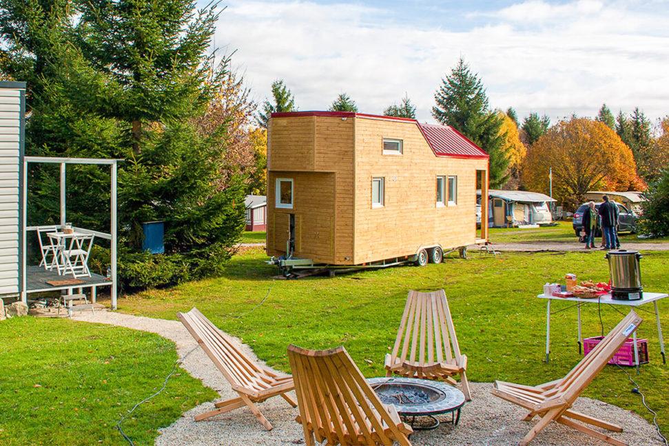 Tiny houses weniger wohnraum mehr lebensqualit t for Minimalismus im haus buch