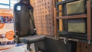 Cargo Camper Mountain Sitze klappbar schwenkbar