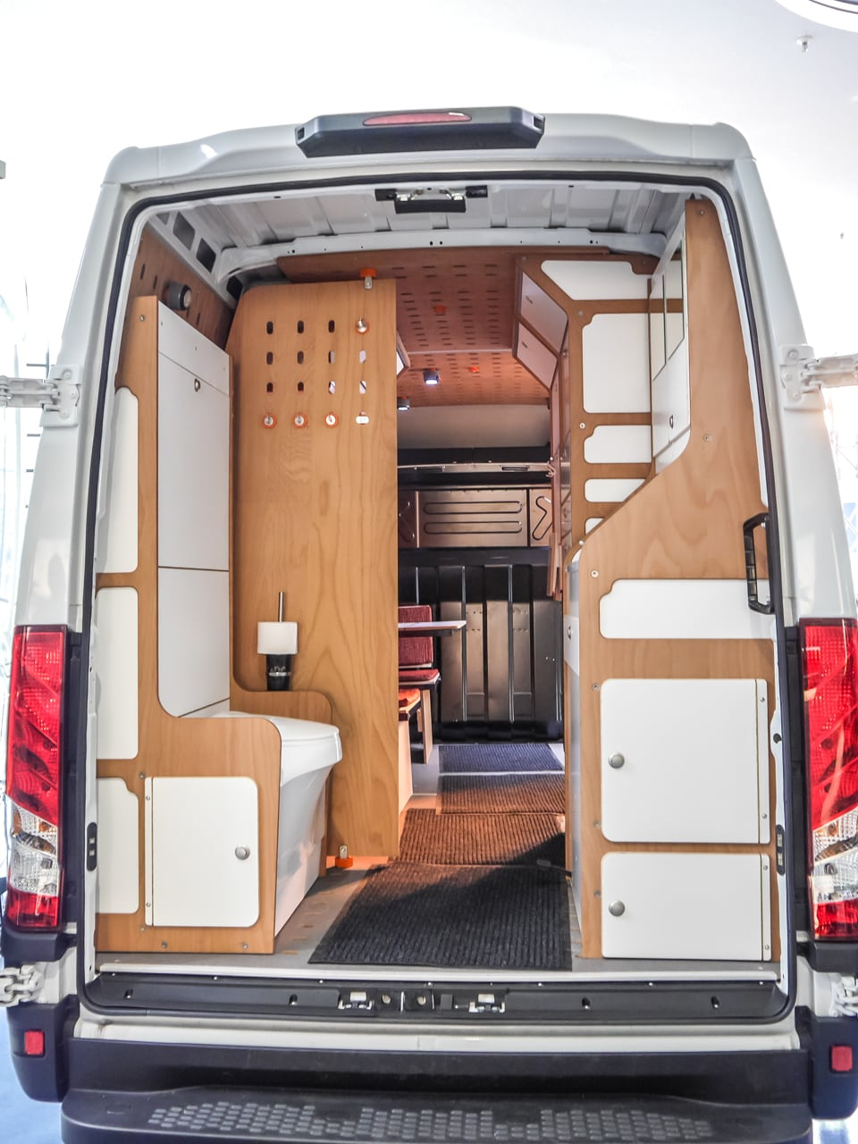 cargo camper module f r individualisten camperstyle. Black Bedroom Furniture Sets. Home Design Ideas