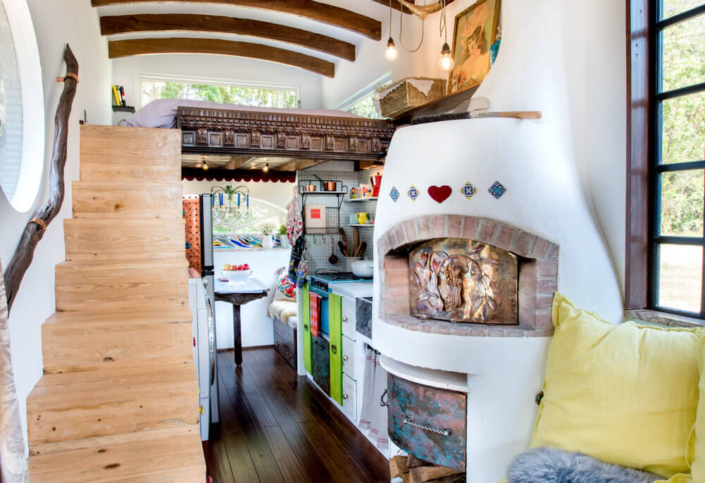 tiny living die coolsten tiny houses weltweit. Black Bedroom Furniture Sets. Home Design Ideas