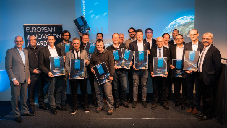 CMT 2018: European Innovation Award Verliehen