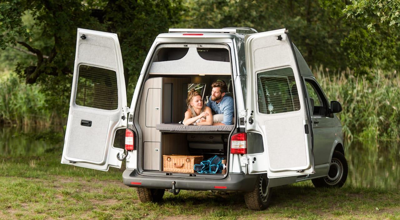 Camping-Training für Anfänger zu gewinnen!