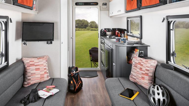 Red Dot Award 2018: Camping Ist Design