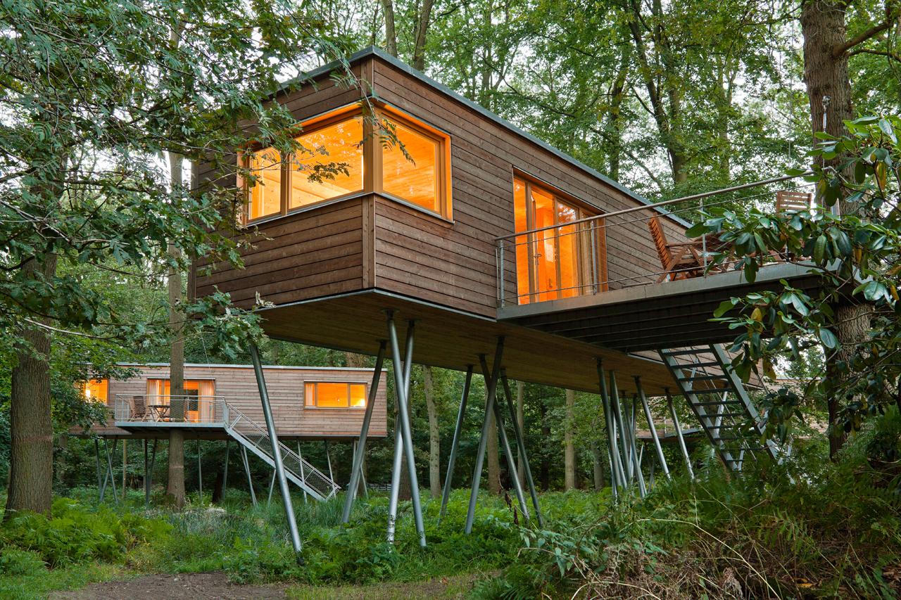 Leben Im Baumhaus Planung Eines Kindheitstraums Camperstyle