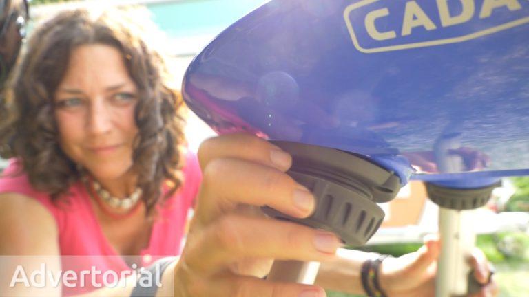 CADAC Carri Chef 2 – Funktionen Und Zubehör (mit Video)