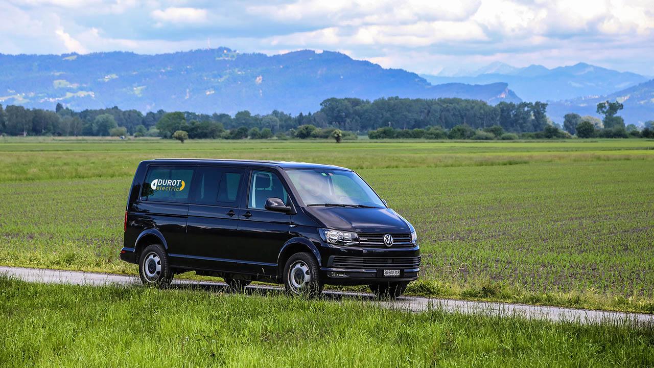 VW-Bus goes Strom: Durot Electric baut vollelektrischen Bulli